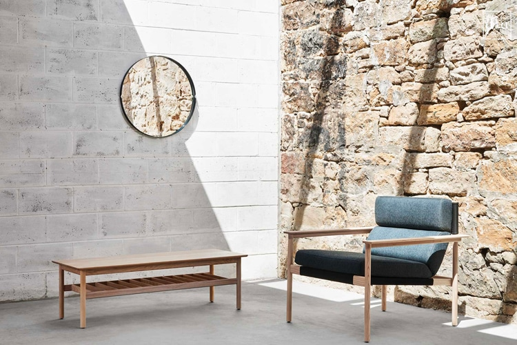 cult launched the brand nau, designer armchairs and tables