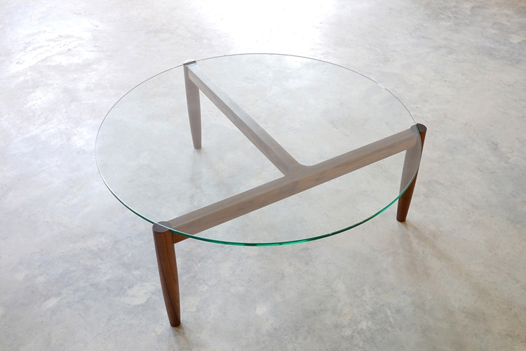 nathan day design handmade table