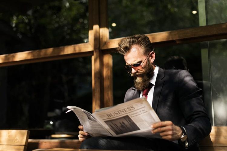 living habit beard