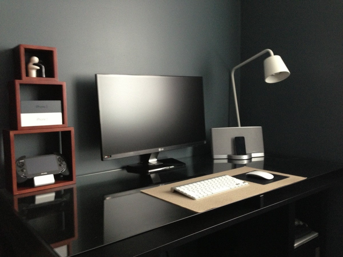 Minimalist Home Office Workspaces