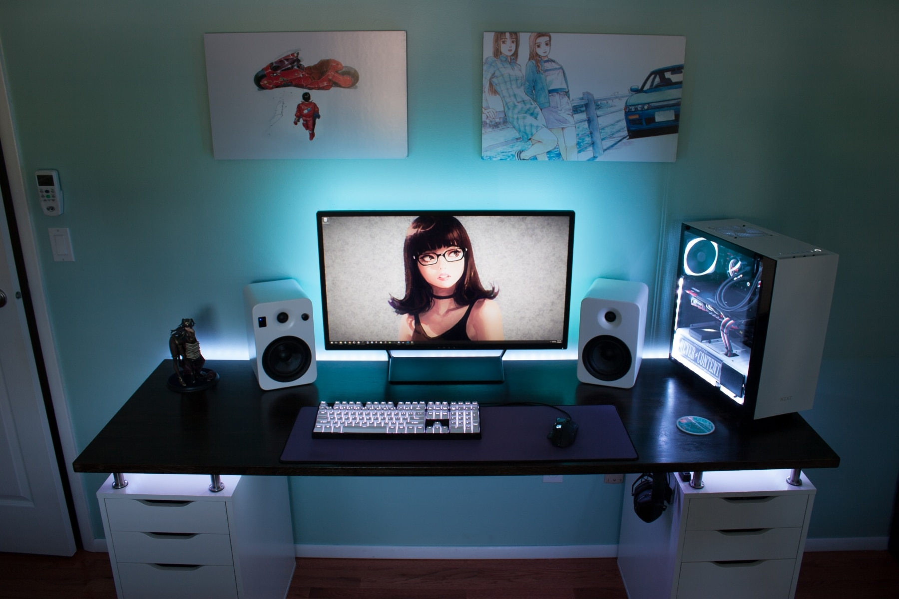 small room cozy com office white desk ideas sourcepinterest home interior of pinterest computer source design for from