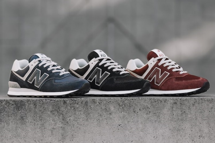 65c427cb627 You Better Believe New Balance Revived its Classic 574 Sneakers ...