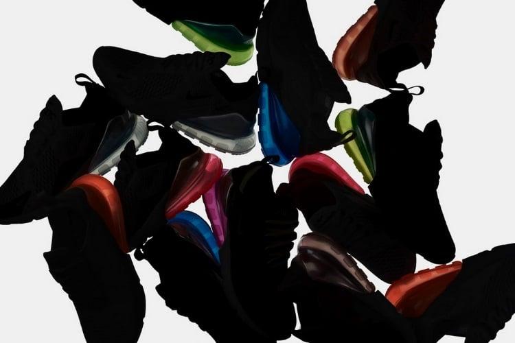 nike air max 270 sneaker colors