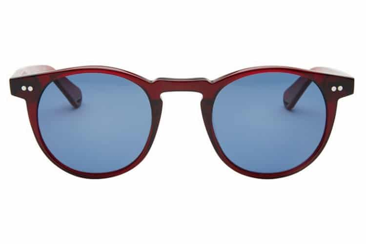 blood colour pacifico optical sunglasses