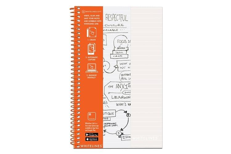 whitelines notebooks
