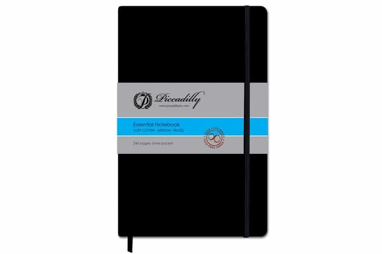 piccadilly essential notebook