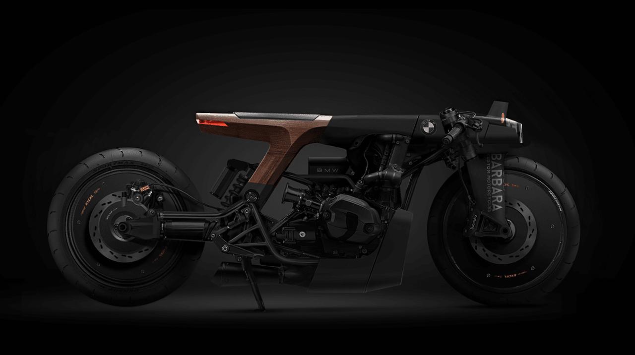 barbara custom motorcycle style