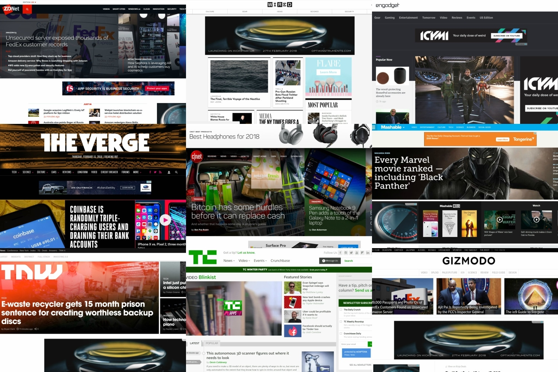 10 Best Tech Blogs   Man of Many