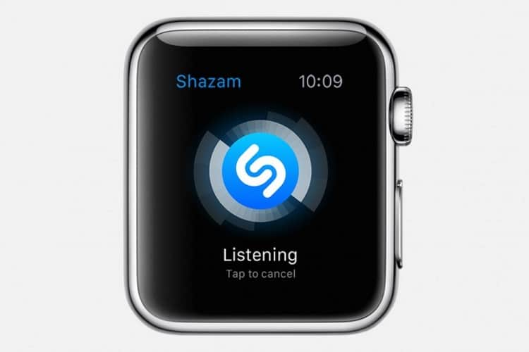 apple shazam app