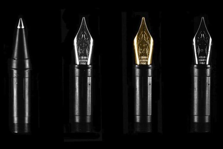 inventery four pockets fountain pen