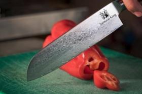 kitchen knives kickstarter