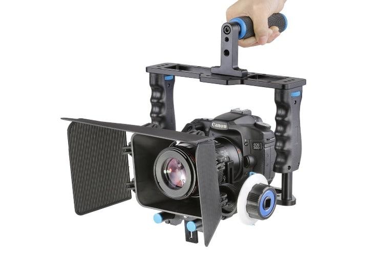 neewer camera movie video cage kit
