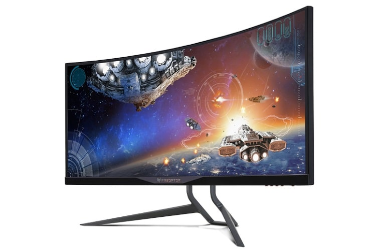 acer predator x34 curved ultrawide qhd monitor