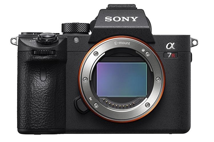 sony a7r iii 42.4mp full frame mirrorless camera