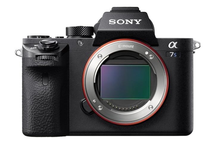 sony a7s ii 12.2mp e-mount camera