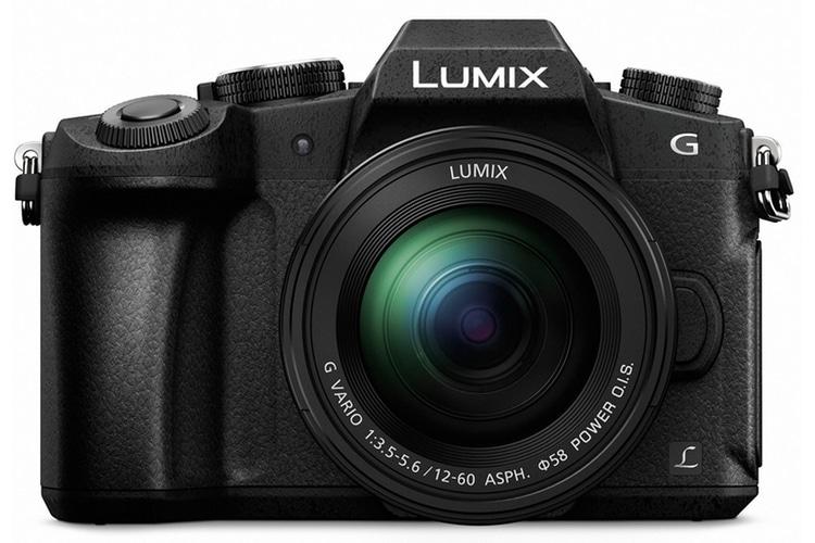 panasonic lumix g85 4k camera back side