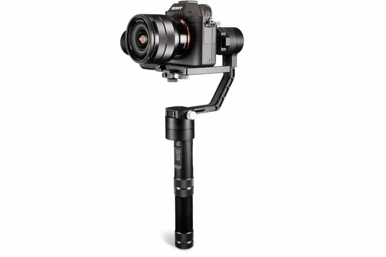 evo rage gen2 camera stabilizer