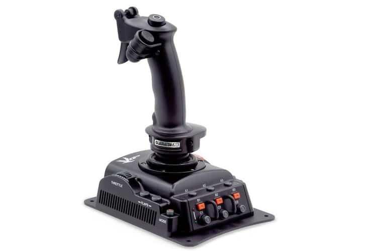 vkb gladiator pro flight simulator controller joystick