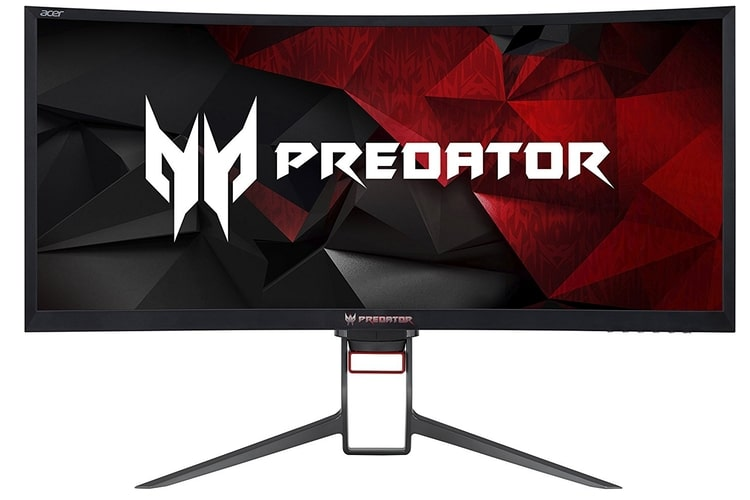 acer predator z35p curved qhd monitor