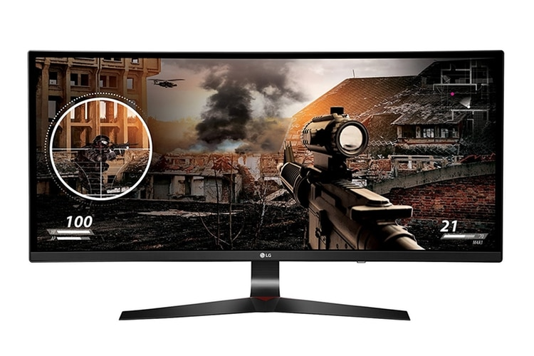 lg electronics 34uc79g-b curved ultrawide monitor
