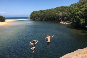 10 best cliff jumping spots in sydney