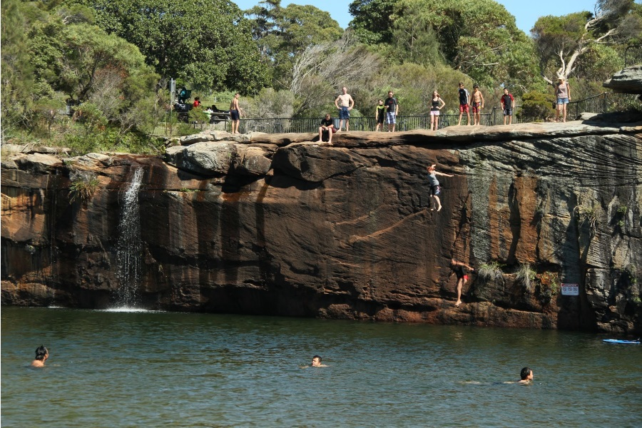 10 Best Cliff Jumping Spots in Sydney | Man of Many