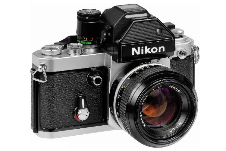 nikon f2 photomic film camera