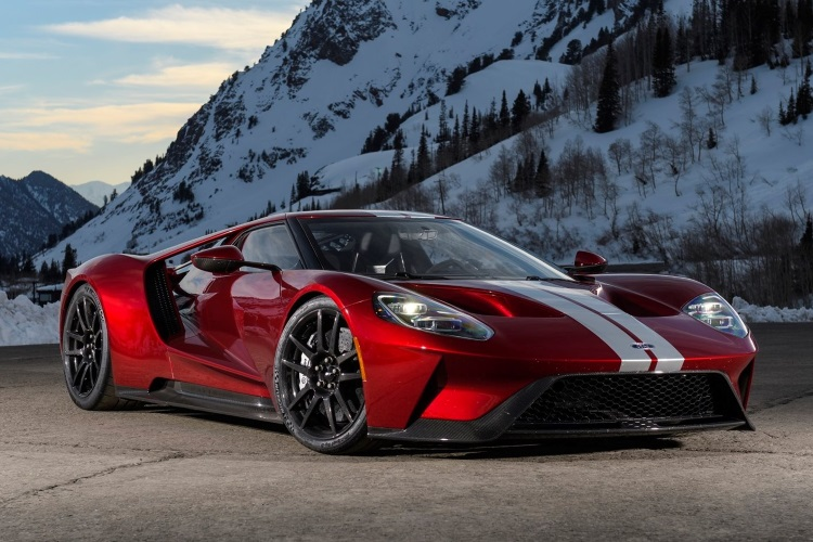 ford gt - top choice