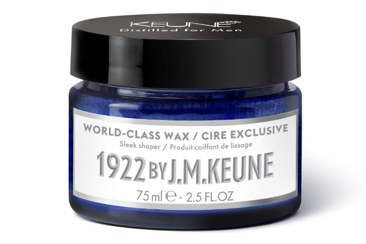jm keune world class wax