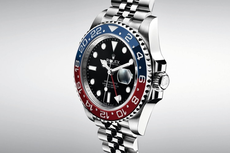 rolex debuts new gmt master ii