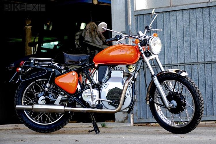 sommer diesel 462 motorcycle