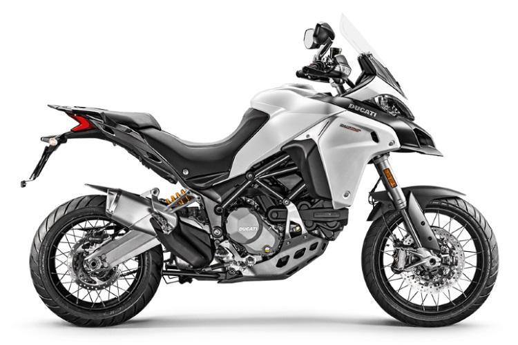 ducati multistrada 1200 enduro motorcycle
