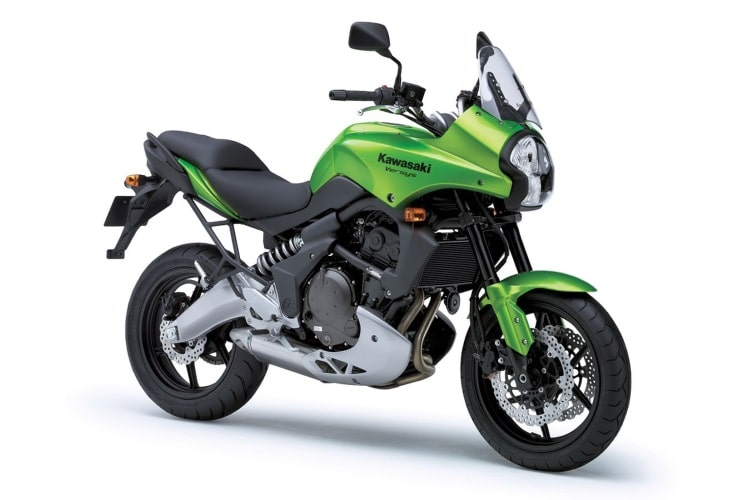 kawasaki versys motorcycle