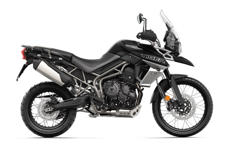 triumph tiger 800 xcx motorcycle