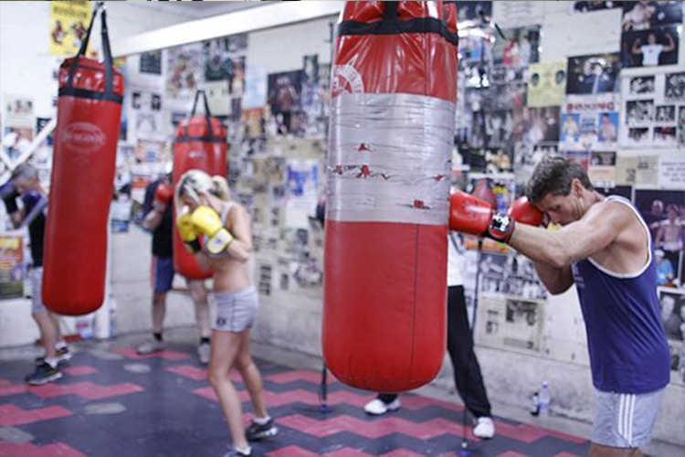 fighters factory boxing gym blackburn
