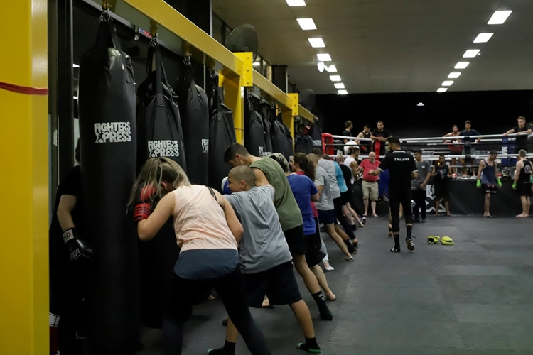 fighters xpress dandenong