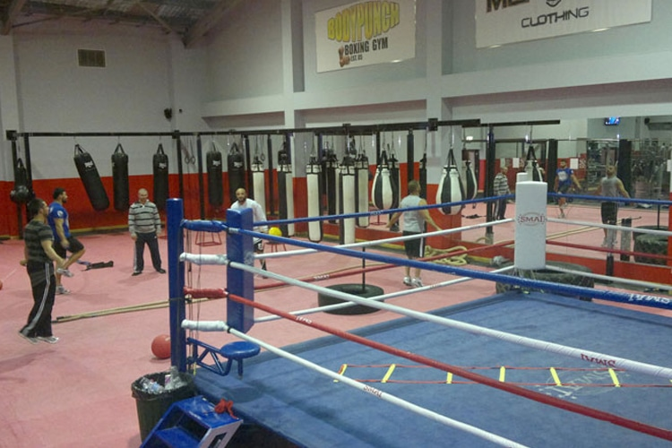 bodypunch boxing gym lakemba