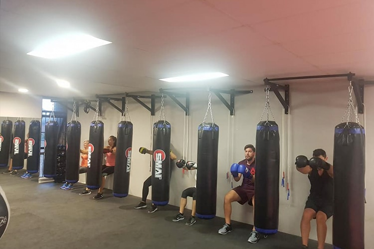 gairy st clair boxing fitness kirrawee