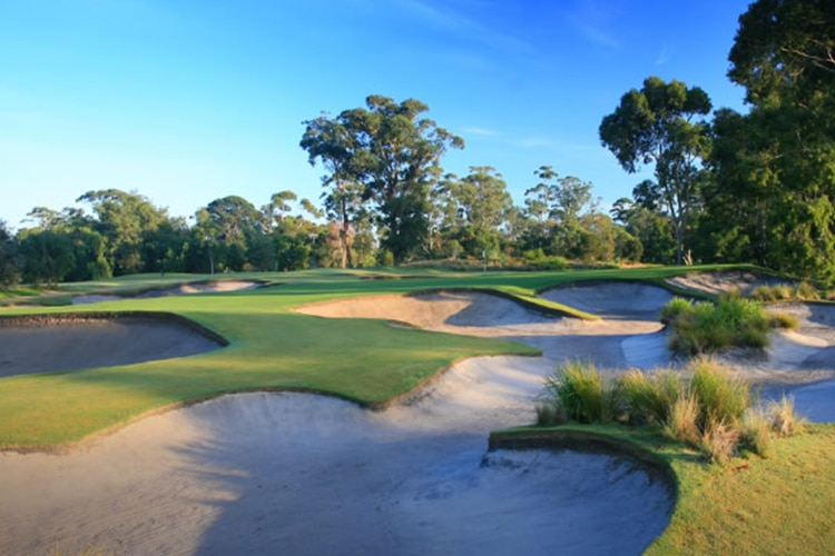 melbourne huntingdale golf club