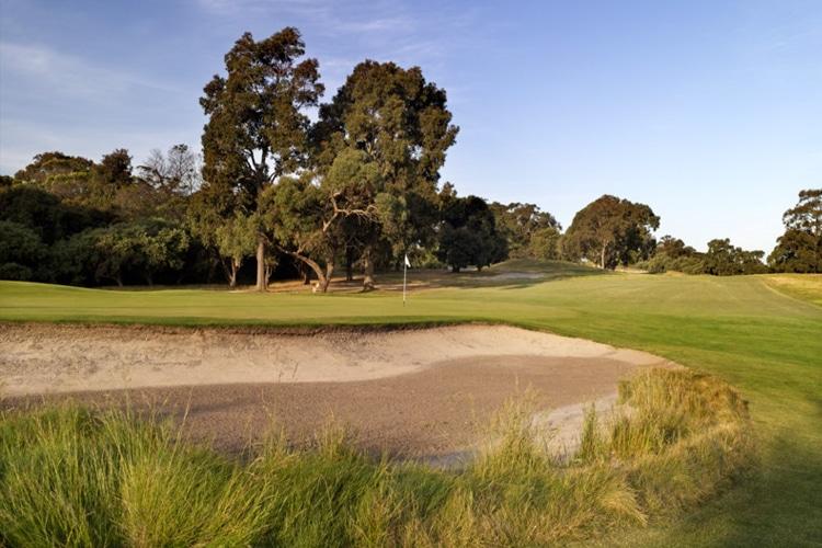 victoria golf club melbourne