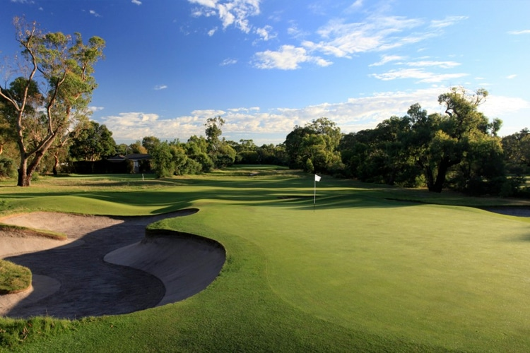 melbourne woodlands golf club