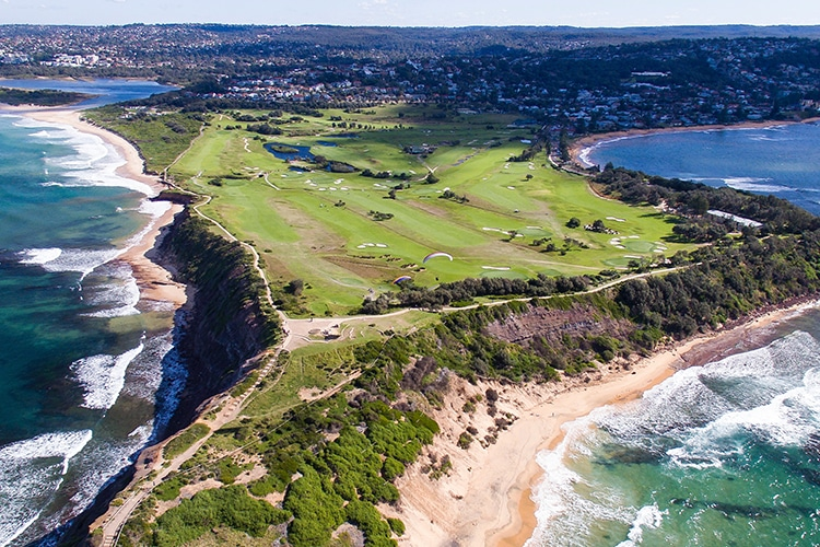 sydney long reef golf club