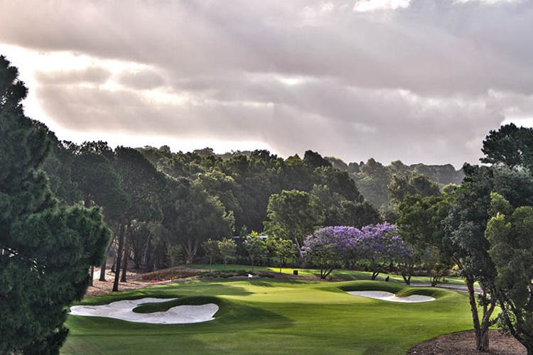 sydney the australian golf club