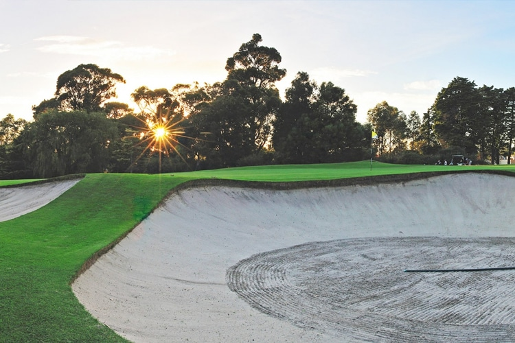 melbourne yarra yarra golf club