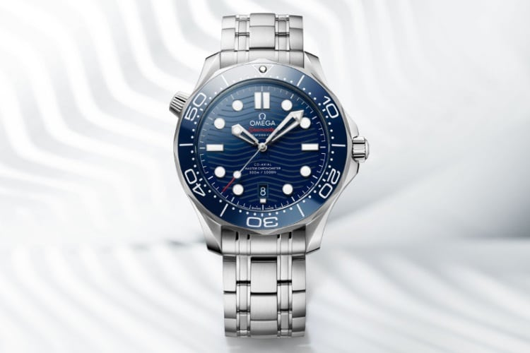 omega seamaster diver 300m collection