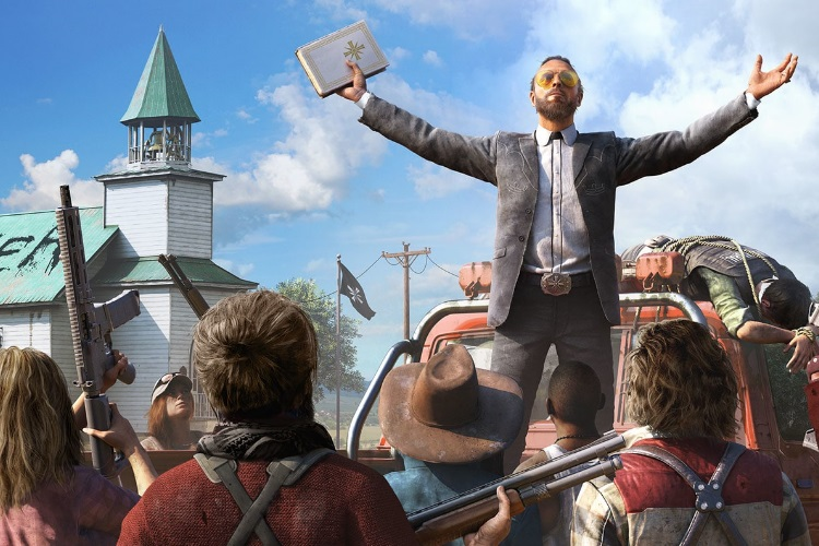 We Interview Cult Expert Rick Alan Ross on His Prolific Career and Consulting for Far Cry 5
