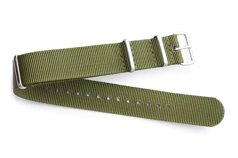 crown & buckle nato watch straps