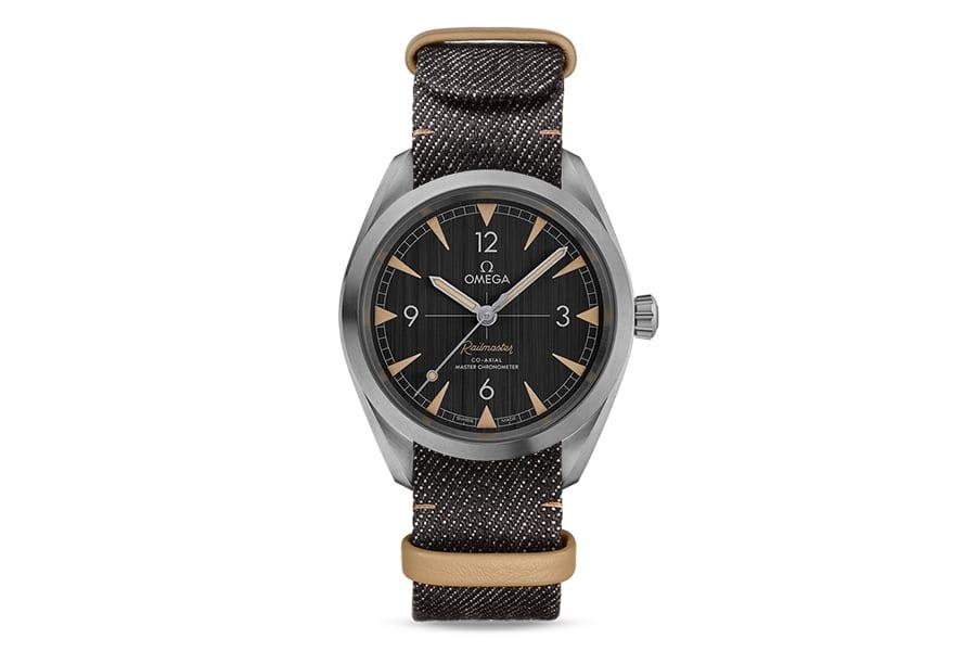 omega nato watch straps