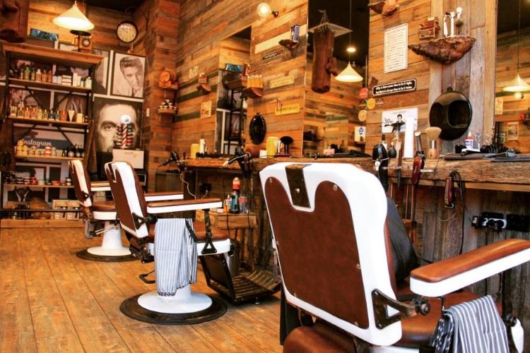 inside mancave barbershop jm keune