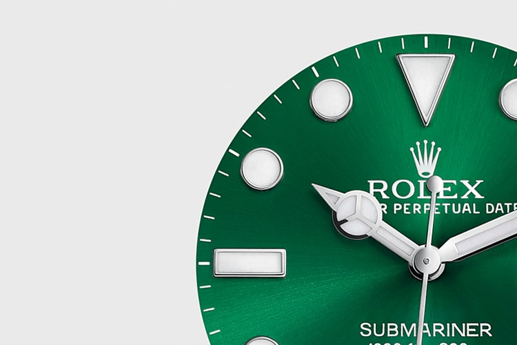 rolex hulk watch dials